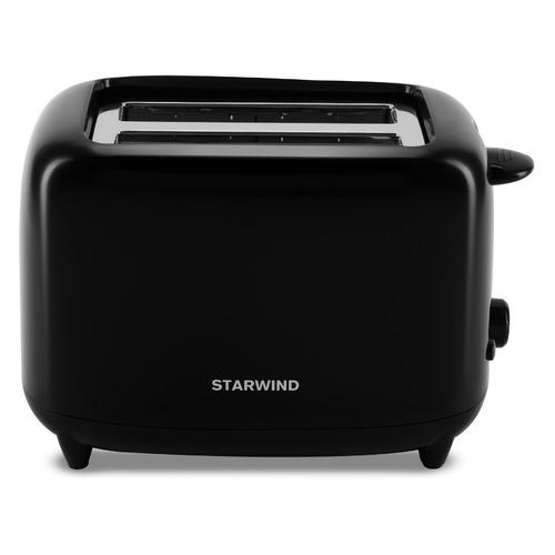 Тостер STARWIND ST7002, черный