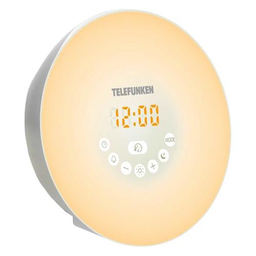 Радиоприемник TELEFUNKEN TF-1589B, белый радиоприемник telefunken tf 1571 белый