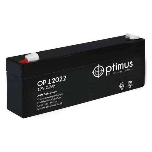 Аккумулятор Optimus OP 12022 аккумулятор