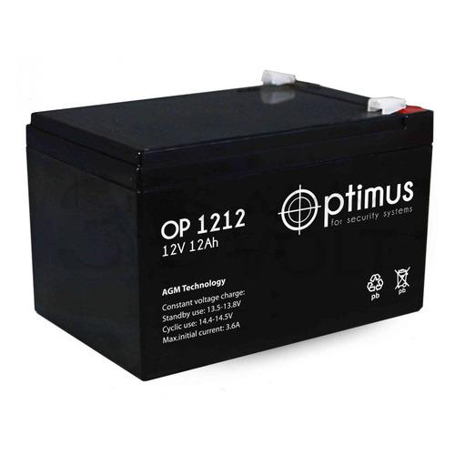 1212 Аккумулятор Optimus OP 1212