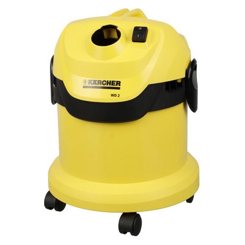 Строительный пылесос KARCHER WD 2 желтый [1.629-783.0]