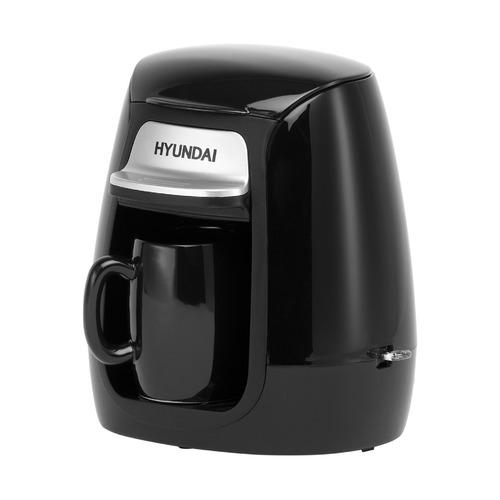 Кофеварка HYUNDAI HYD-0101, капельная, черный