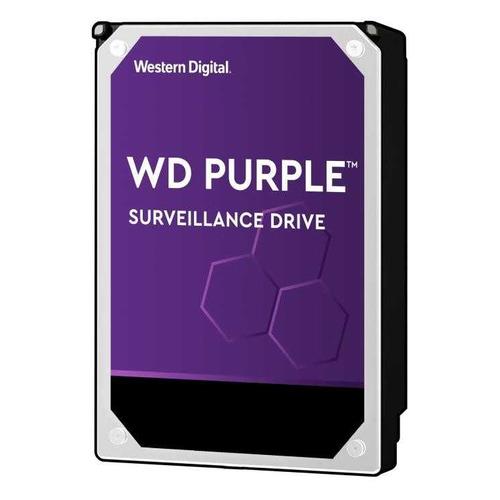 Жесткий диск WD Purple WD102PURZ, 10ТБ, HDD, SATA III, 3.5