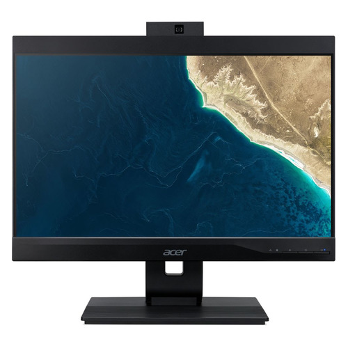 "Моноблок ACER Veriton Z4660G, 21.5"", Intel Pentium Gold G5420, 4ГБ, 256ГБ SSD, Intel UHD Graphics 630, DVD-RW, Windows 10 Professional, черный [dq.vs0er.039]"