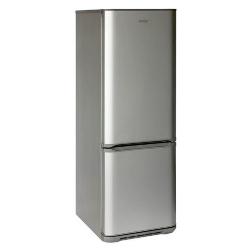 Холодильник БИРЮСА Б-M634, двухкамерный, серый металлик