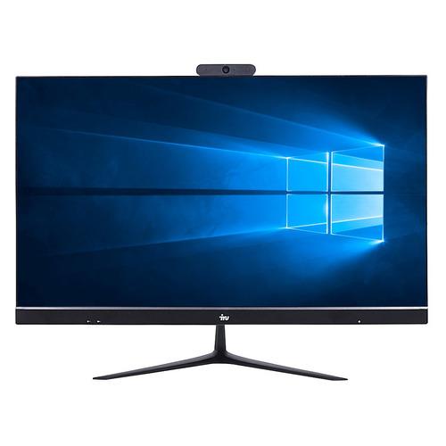 Моноблок IRU Office P2315, 23.8, Intel Core i5 8400, 8ГБ, 1ТБ, 240ГБ SSD, Intel UHD Graphics 630, Windows 10 Professional, черный [1212465]