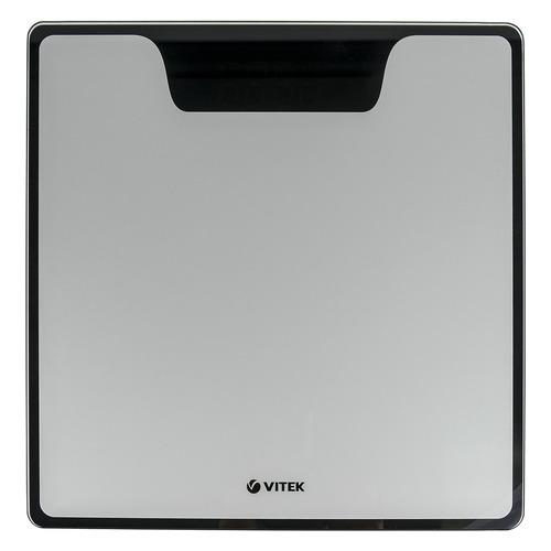 Напольные весы VITEK VT-8081 MC, до 180кг, цвет: серый [8081-vt]