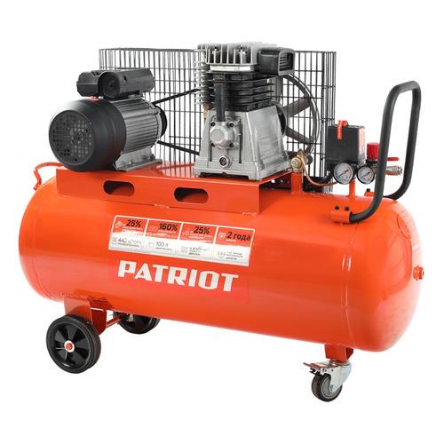 Фото - Компрессор поршневой PATRIOT PTR 100-440I масляный [525301965] компрессор