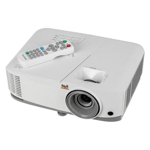 Фото - Проектор VIEWSONIC PA503SB, белый [vs16905] проектор viewsonic ps750w dlp 3300lm 10000 1 3000час 2xusb typea 1xhdmi 6 1кг