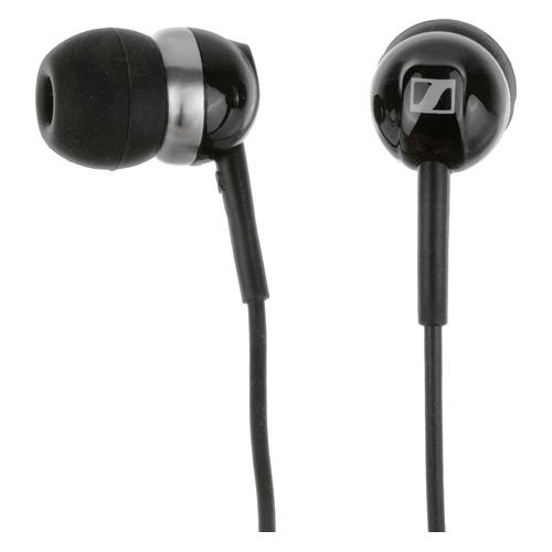 Гарнитура SENNHEISER CX 150BT, Bluetooth, вкладыши, черный [508380]