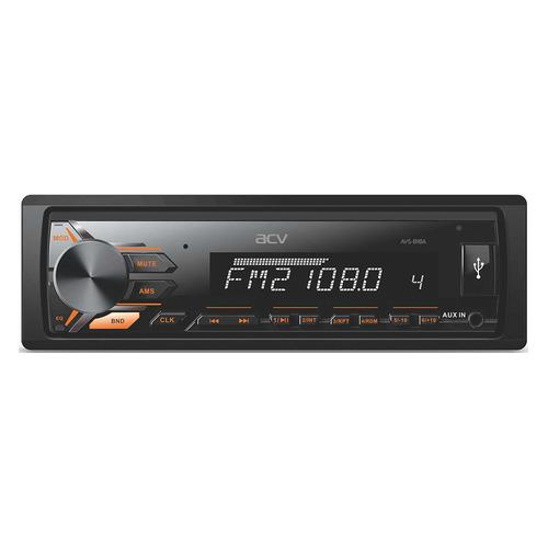 цена на Автомагнитола ACV AVS-811BA, USB, SD