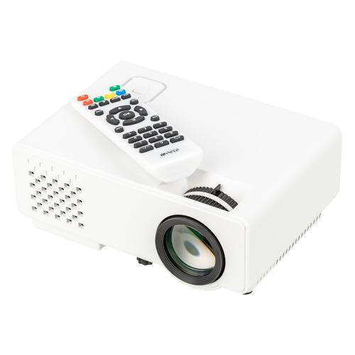 Фото - Проектор HIPER Cinema A2, белый, DVB-T2 тюнер [hpc-a2t2w] кеды мужские vans ua sk8 mid цвет белый va3wm3vp3 размер 9 5 43