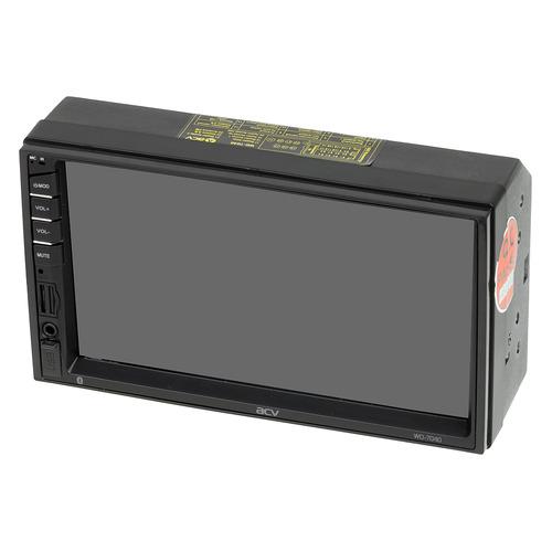 Автомагнитола ACV WD-7040 автомагнитола acv avd 6400 usb microsd