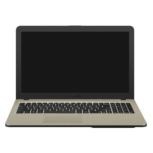 Ноутбук ASUS VivoBook X540UB-DM1707, 15.6 , Intel Core i3 6100U 2.3ГГц, 8ГБ, 1000ГБ, 128ГБ SSD, nVidia GeForce Mx110 - 2048 Мб, Endless, 90NB0IM1-M24650, черный  - купить со скидкой