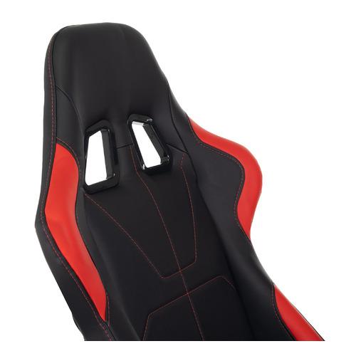 Кресло игровое ZOMBIE VIKING 5 AERO, на колесиках, искусственная кожа, красный/черный [viking 5 aero red] недорого