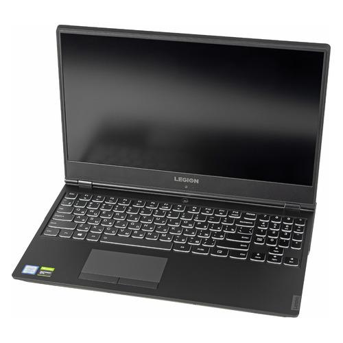 Ноутбук LENOVO Legion Y540-15IRH, 15.6, IPS, Intel Core i5 9300HF 2.4ГГц, 16ГБ, 512ГБ SSD, nVidia GeForce GTX 1660 Ti - 6144 Мб, noOS, 81SX012ARK, черный ноутбук lenovo legion y540 15irh 81sy00qqrk черный