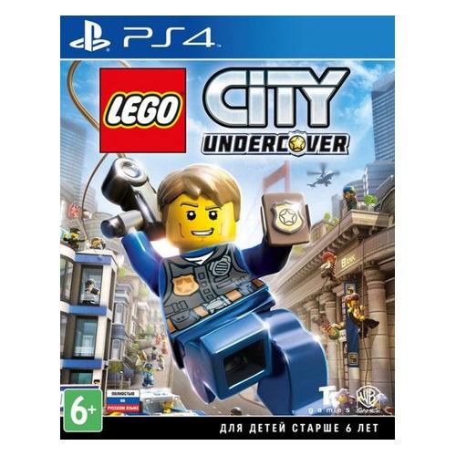 Фото - Игра PLAYSTATION LEGO CITY Undercover, русская версия игра playstation fifa 21 русская версия