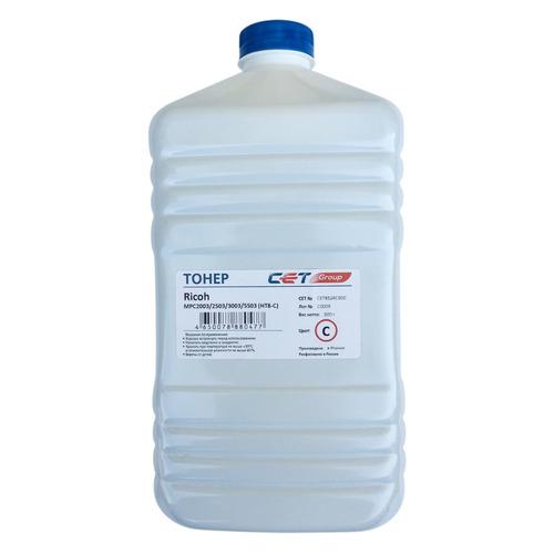 Тонер CET HT8-C, для RICOH MPC2003/2503/3003/5503, голубой, 500грамм, бутылка 10x toner seal for use in ricoh mpc5503 mpc2003 mpc2011 mpc2503 mpc3003 mpc3503 mpc4503 mpc5503 mpc6003