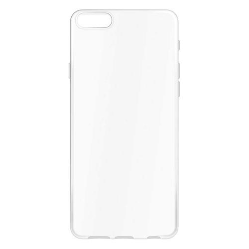 цена на Чехол (клип-кейс) BORASCO для Apple iPhone 6 Plus/6S Plus, прозрачный [34835]