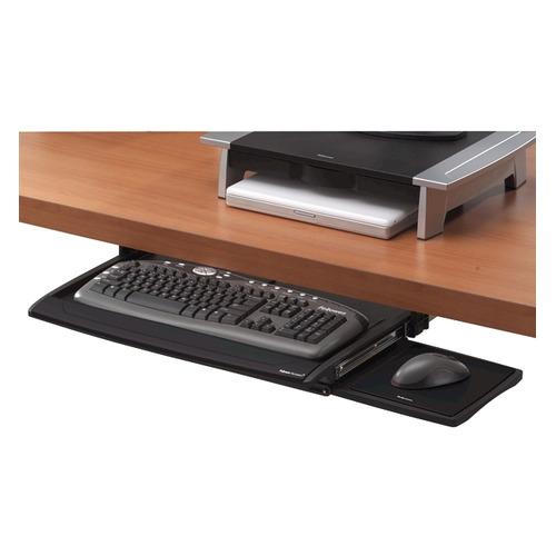 Подставка Fellowes Office Suites, клавиатура и мышь [fs-80312]