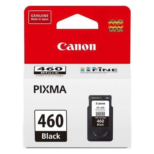 Картридж CANON PG-460, черный [3711c001] картридж canon pg 46 для pixma e404 e464 черный 9059b001
