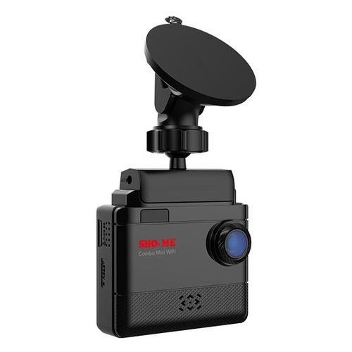 Видеорегистратор с радар-детектором SHO-ME Combo Mini WiFi, GPS, ГЛОНАСС недорого