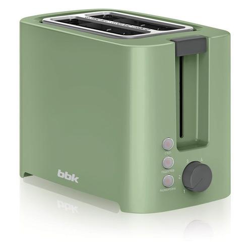 Тостер BBK TR81M, зеленый