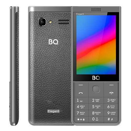 Мобильный телефон BQ Elegant 3595, серый