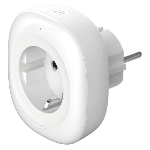 Фото - Умная розетка Elari Smart Socket EU VDE Wi-Fi белый elari nanopods sport белый