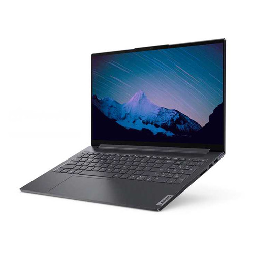 Фото - Ноутбук LENOVO Yoga Slim7 15IIL05, 15.6, IPS, Intel Core i5 1035G4 1.1ГГц, 8ГБ, 256ГБ SSD, Intel Iris Plus graphics , Windows 10, 82AA0029RU, серый ssd plus