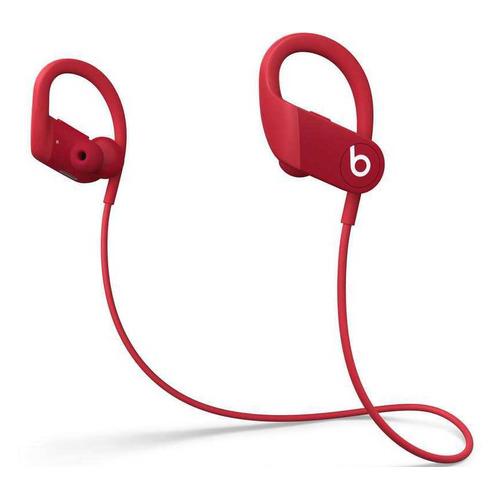 Наушники с микрофоном BEATS Powerbeats High-Performance, Bluetooth, вкладыши, красный [mwnx2ee/a] наушники с микрофоном beats powerbeats 3 bluetooth вкладыши черный [ml8v2ee a]