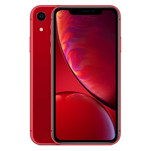 Смартфон CLEVERCEL APPLE iPhone XR 128Gb (подержанный c гарантией), красный
