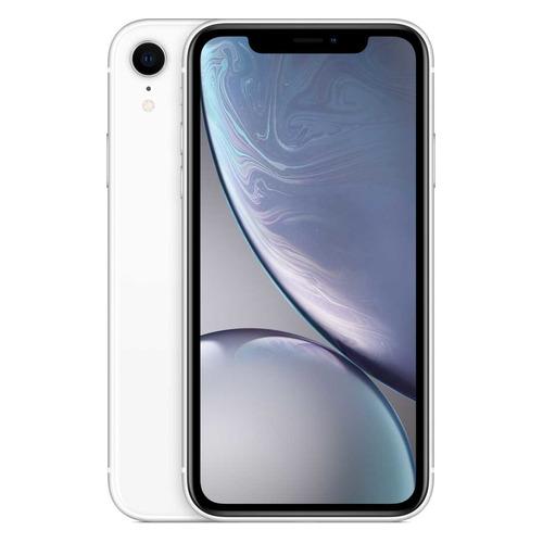 Смартфон CLEVERCEL APPLE iPhone XR 128Gb (подержанный c гарантией), белый
