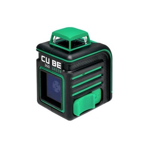 Фото - Лазерный уровень ADA CUBE 360 Green Ultimate Edition [a00470] лазерный уровень ada cube 3 360 green home edition