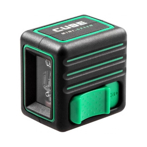 Лазерный уровень ADA Cube MINI Green Basic Edition [a00496]