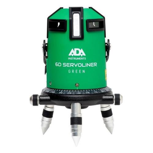 Лазерный уровень ADA 6D Servoliner [a00500] лазерный уровень new 8ft