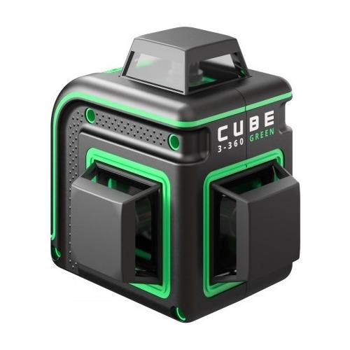 цена на Лазерный уровень ADA Cube 3-360 Basic Edition [a00560]