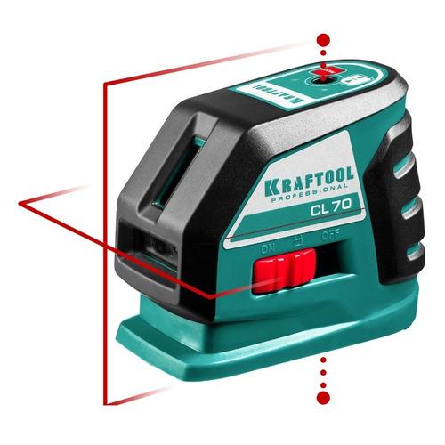 Лазерный нивелир KRAFTOOL 34660-4