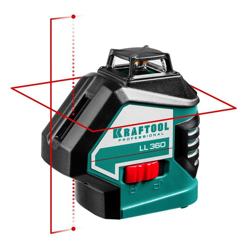 Лазерный нивелир KRAFTOOL 34645-2