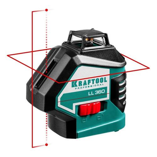 Лазерный нивелир KRAFTOOL 34645-3