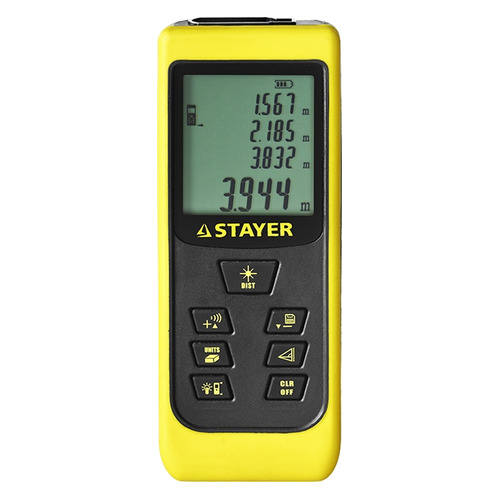 цена на Лазерный дальномер STAYER LDM-60 [34957_z01]