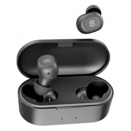 Наушники с микрофоном SoundPeats TrueFree, Bluetooth, вкладыши, черный [191002] наушник