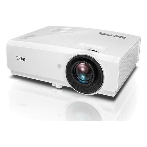 Фото - Проектор BENQ SH753+, белый [9h.jgj77.25e] проектор benq sh753