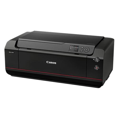 Фото - Принтер струйный CANON imagePROGRAF PRO-1000, струйный, цвет: черный [0608c025] ибп импульс юниор про 2000 2000 ва 1600 вт lcd usb rj 45 rj 11 слот для snmp акб 3х9ач iec c13 schukox2 черный 00 кб002801