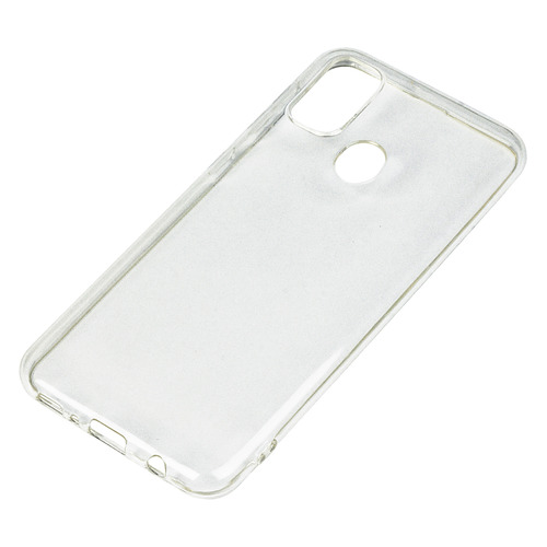 Чехол (клип-кейс) REDLINE iBox Crystal, для Samsung Galaxy M30s, прозрачный [ут000020422]