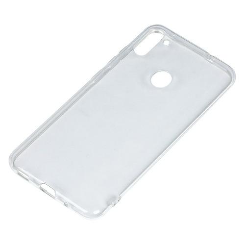Чехол (клип-кейс) REDLINE iBox Crystal, для Samsung Galaxy A11, прозрачный [ут000020426] цена 2017