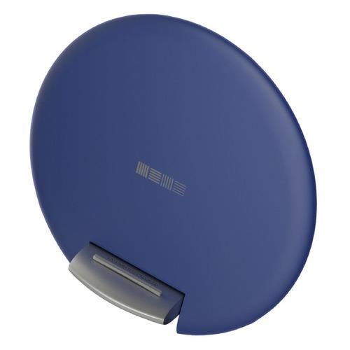 цена на Беспроводное зарядное устройство INTERSTEP 65475, USB, 3A, синий