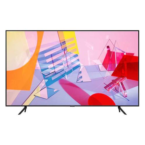 Фото - QLED телевизор SAMSUNG QE65Q60TAUXRU Ultra HD 4K телевизор