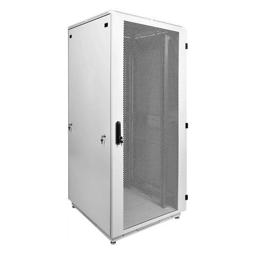 Шкаф серверный ЦМО (ШТК-М-47.8.10-44АА-9005) напольный 45U 800x1000мм пер.дв.перфор. задн.дв.перфор.