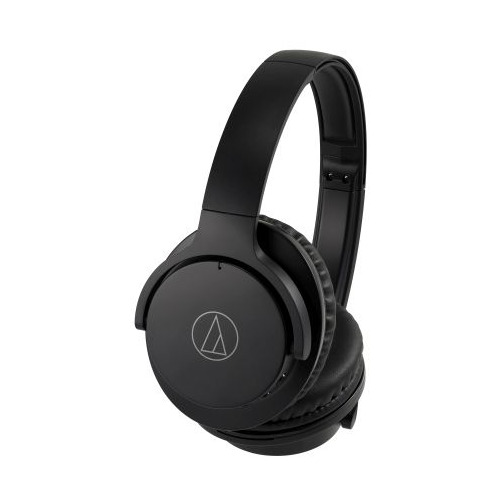 Наушники с микрофоном AUDIO-TECHNICA ATH-ANC500BT, 3.5 мм/Bluetooth, мониторные, черный [80000375] наушники audio technica ath anc900bt 3 5 мм bluetooth накладные черный [80000374]